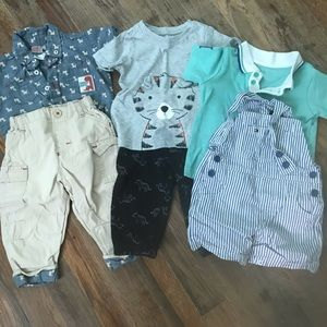 Tommy Hilfiger Matching Sets - Baby boy clothes